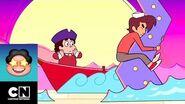 La Historia de Ciudad Playa Steven Universe Cartoon Network