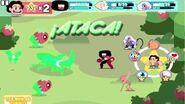 Cartoon Network Steven Universe Ataque al Prisma App 2015