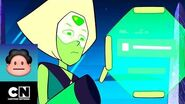 Primera aparición de Peridot Steven Universe Cartoon Network