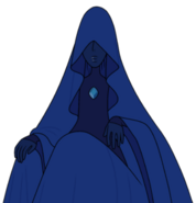 Blue Diamond by Lenhi