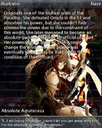 Absolute Amaterasu-3