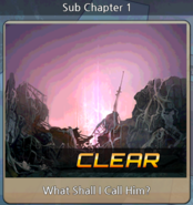 Sub Chapter 1