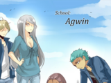 Agwin High School