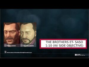 -HITMAN 3- The Brothers (Unreleased) Elusive Target 1-10 SASO w- Side Objective