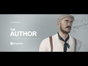 The Author - Briefing - Cut Hitman 2016 Elusive Target