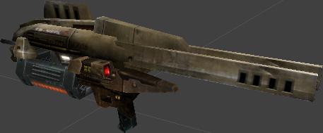 Rocket Launcher (U2)