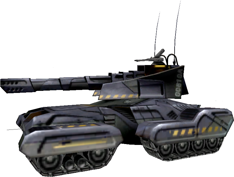 Ion Plasma Tank