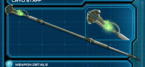 Melee weapons in Unreal Championship 2