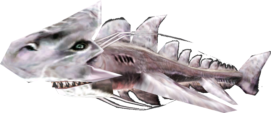 Allerian Ice Shark