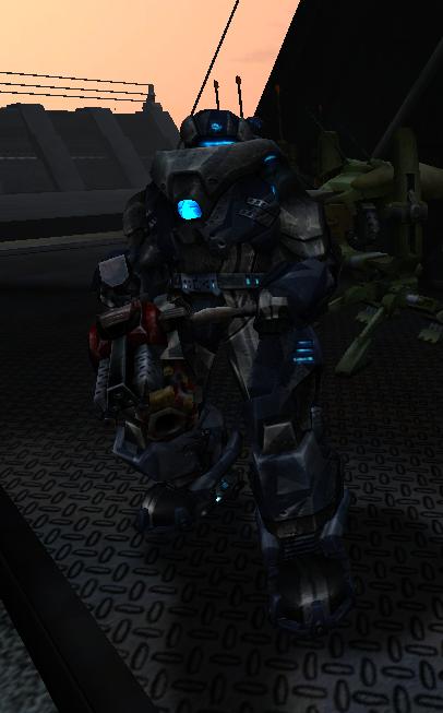 Lieutenant Chavez