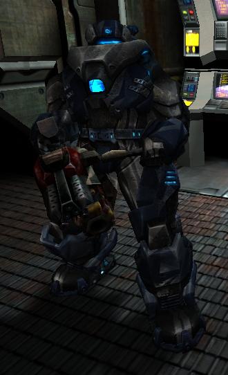 Sergeant Easley