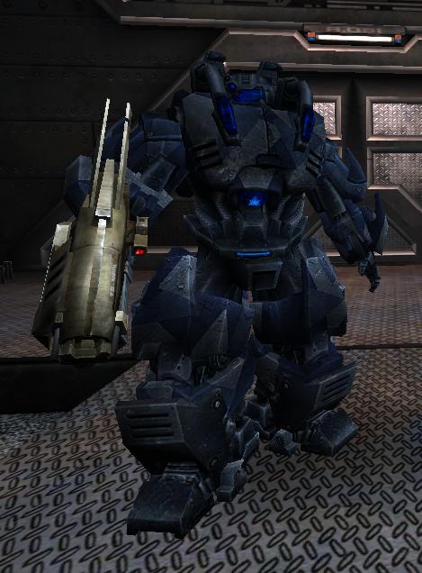 Lieutenant Crable