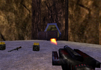 Dispersion pistol level 4