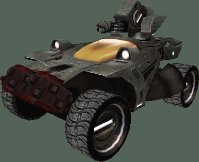 Raptor (XMP vehicle)