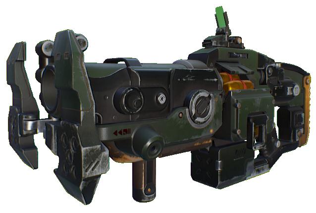 Grenade Launcher (UT4)