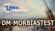 Unreal Tournament 4 PRE-ALPHA Gameplay DM-MORBIASTEST PC ITA