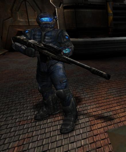 Lieutenant Caruso