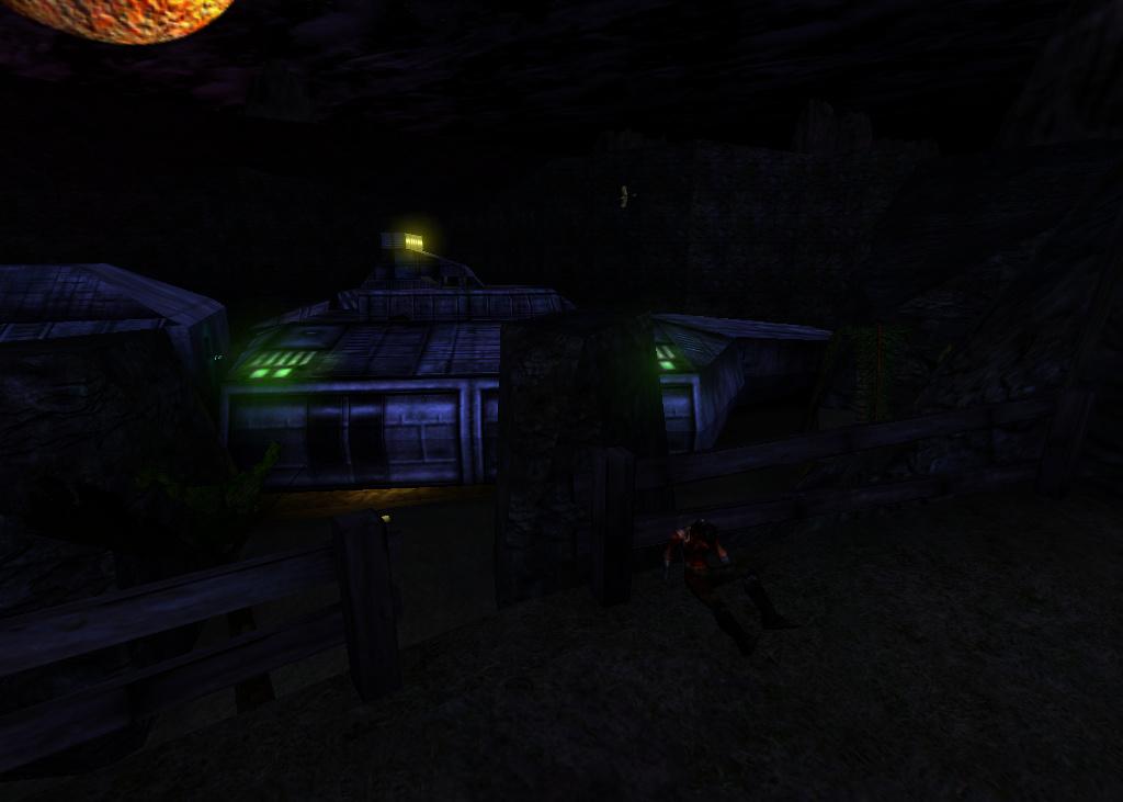 Approaching UMS Prometheus
