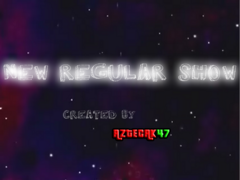 New Regular Show (Portada).png