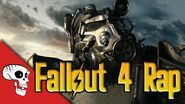 """Fallout 4 Rap by JT Machinima - """"Welcome To My Apocalypse"""""""
