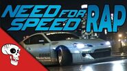 """Need for Speed Rap by JT Machinima - """"Pop the Hood"""""""