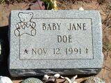 Warner Jane Doe