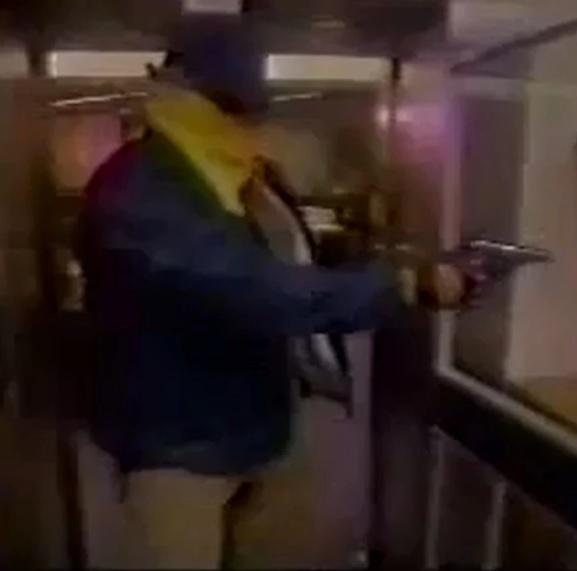 Crazy Glue Bandit