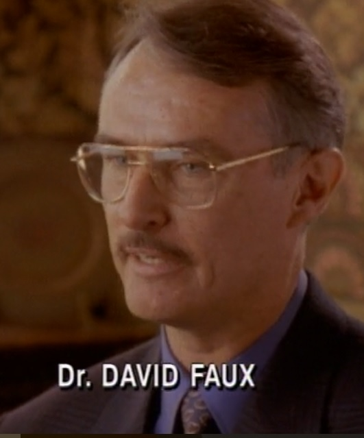 Dr. David Faux