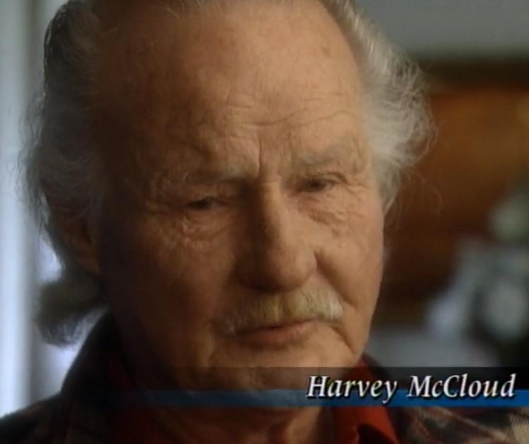 Harvey McCloud