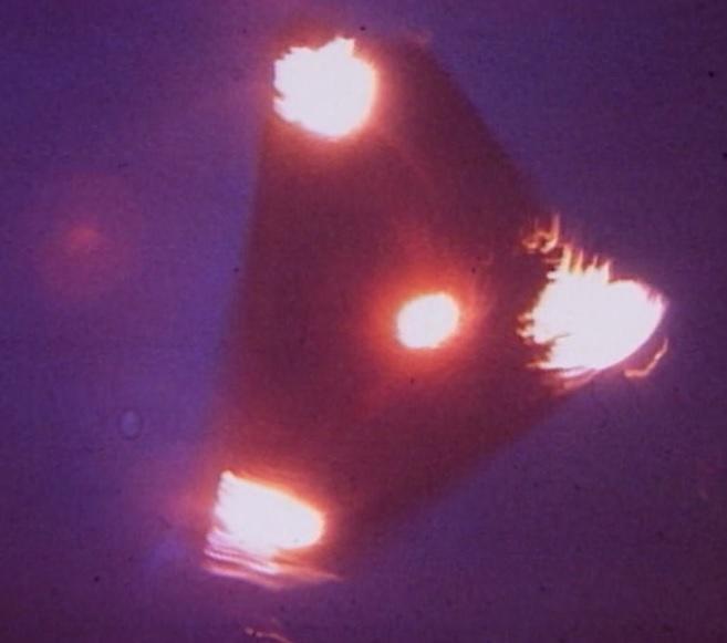 Belgium UFO