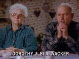 Bill and Dorothy Wacker
