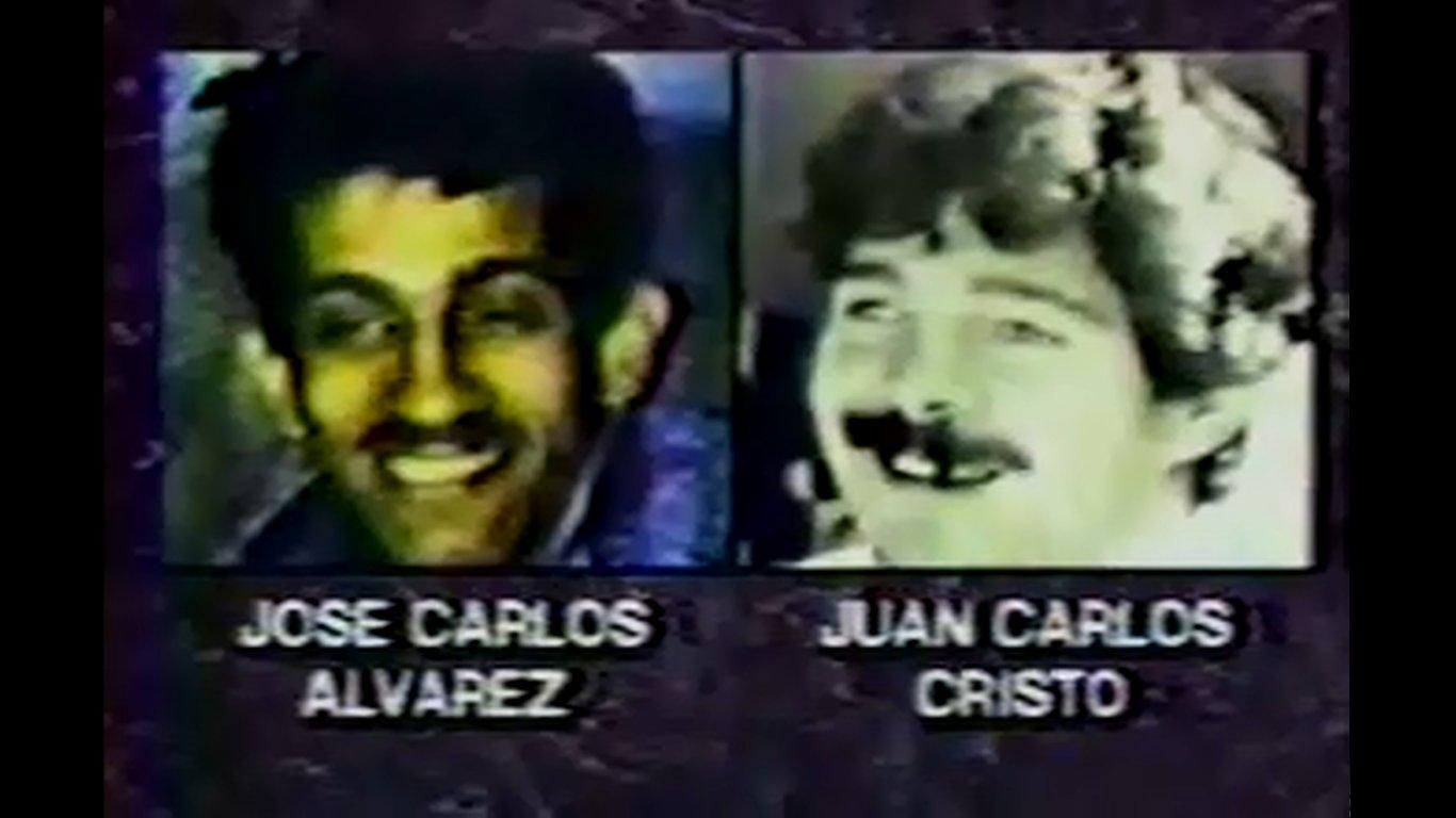 Jose Alvarez and Juan Cristo