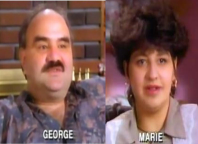 George and Marie