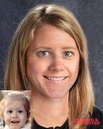 Lisa Zaharias Age Progressed 28