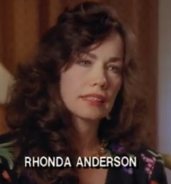 Rhonda and Roxanne Anderson