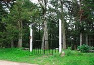 Ball-Cemetery-Sign