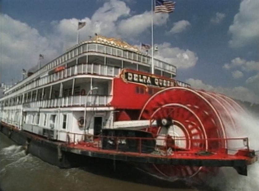Delta Queen Riverboat