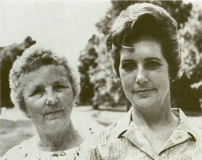 Betty Cash and Vickie Landrum
