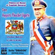 Himno en Honor al Capitán General Don Augusto Pinochet Ugarte