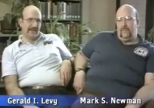 Mark newman and gerald levy.jpg