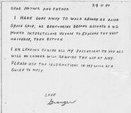 Granger Taylor Note