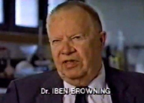 Dr. Iben Browning