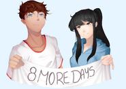 Countdown 9 kane
