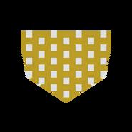 Bandana Yellow 191