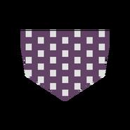 Bandana Purple 189