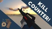 Crafting the Kill Counter! Unturned Update 3.23.3