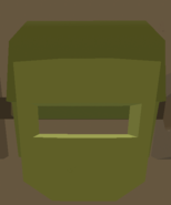 Thicc Military Helmet