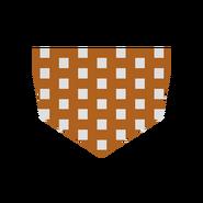 Bandana Orange 188