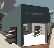 Pharmacy front