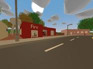 Stratford - Fire